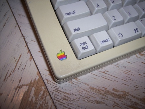 how to clean apple keyboard after spill