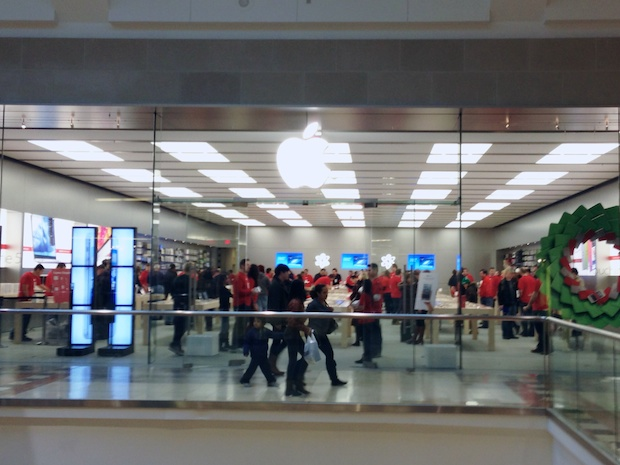Apple Store Reopening Garden State Plaza Nj